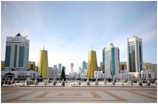 Sistemski plan razvoja turizma Republike Kazahstan