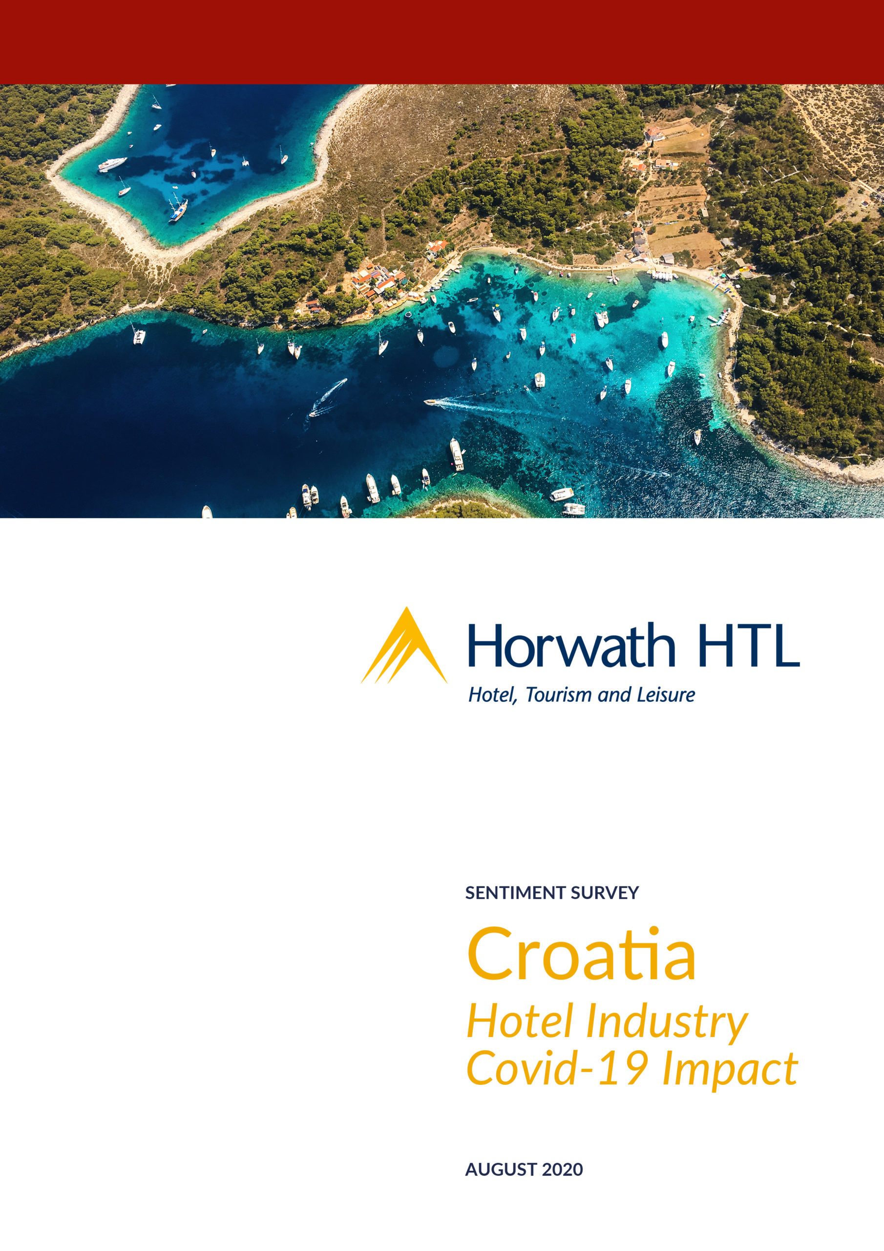 Sentiment istraživanje hotelske industrije u Hrvatskoj – Utjecaj COVID-19 pandemije