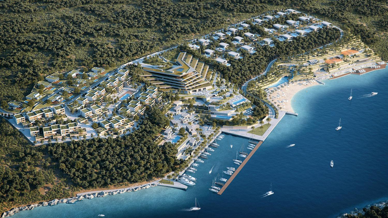 Koncept najbolje uporabe i financijska studija predizvodljivosti za projekt Adriatic Hills