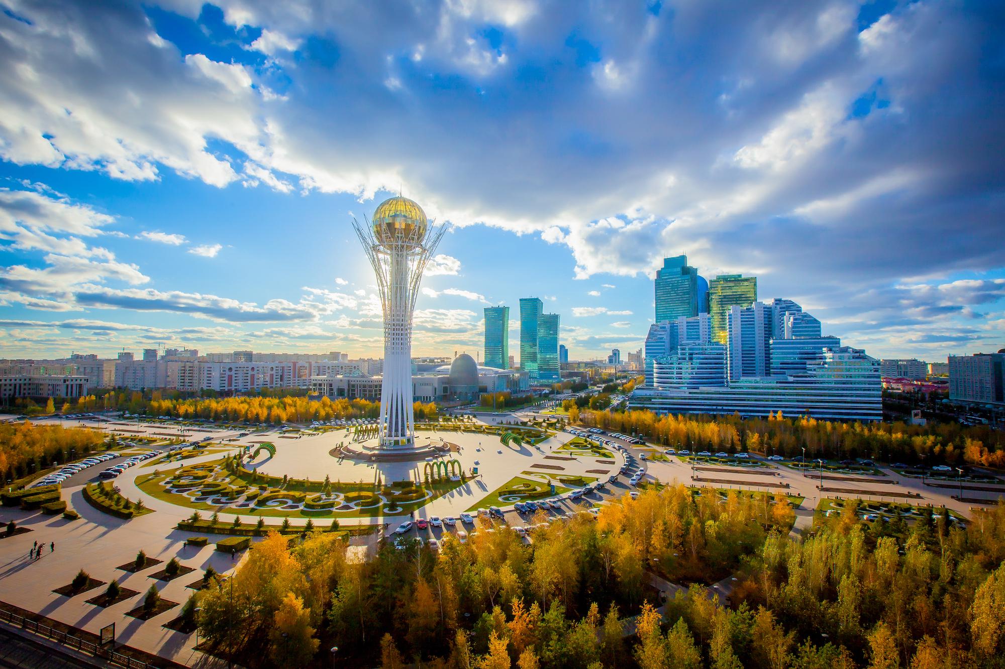 Strategija i akcijski plan razvoja turizma Nur-Sultana 2017.-2020.