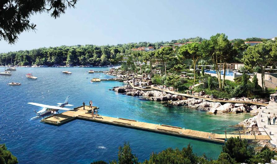 Tržišna verifikacija i financijska studija izvodljivosti za Four Seasons Resort Hvar