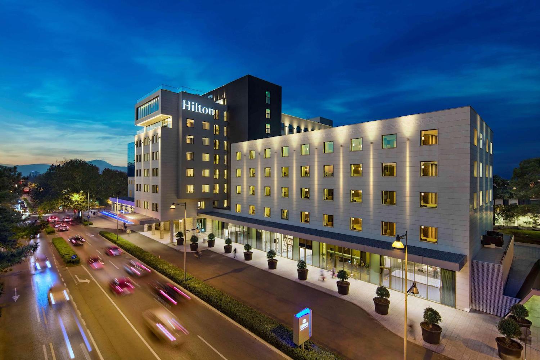 Tržišni, operativni i financijski dubinski snimak za Hotel Hilton