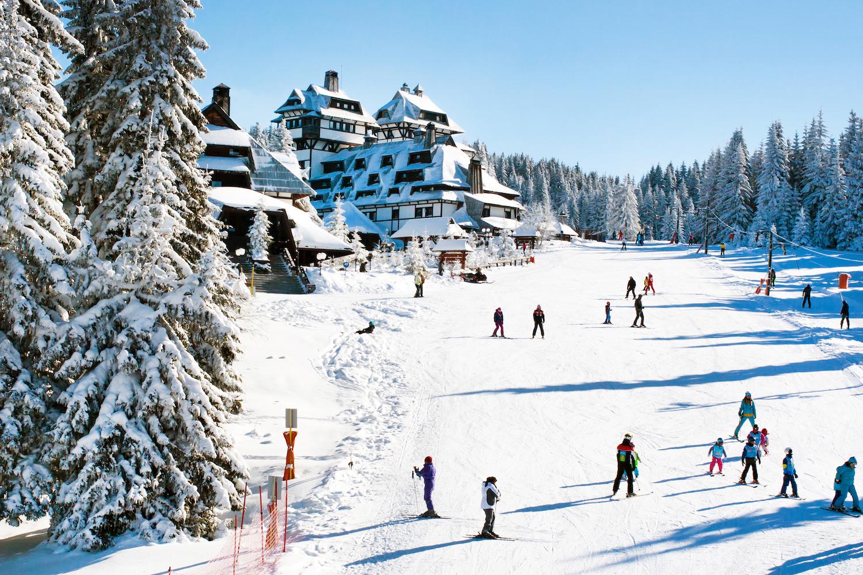 Master plan za razvoj planinskog resorta Kopaonik