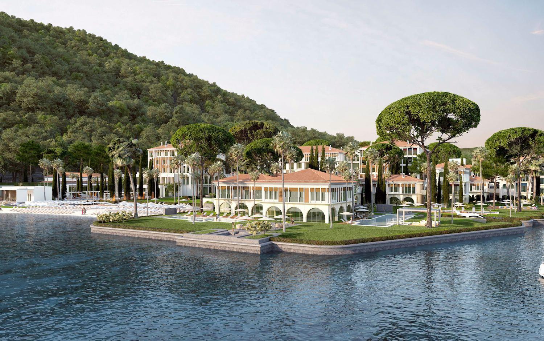 Savjetodavne usluge pri planiranju i razvoju resorta One&Only Portonovi