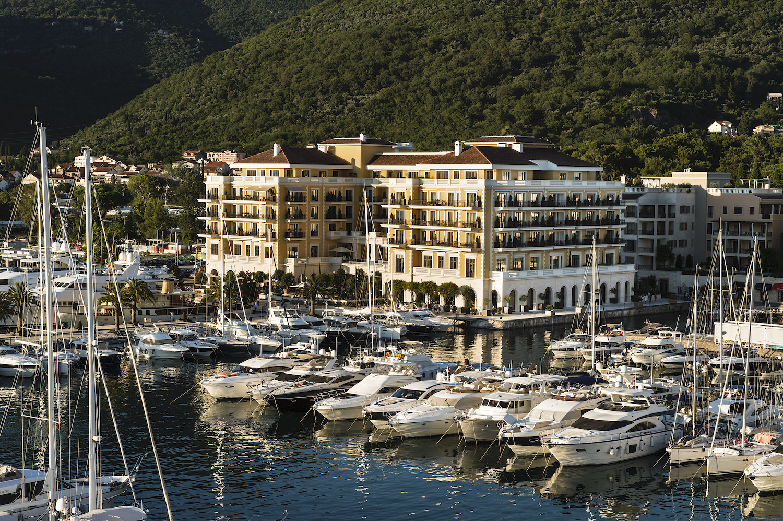 Komercijalni i operativni dubinski snimak za Regent Porto Montenegro