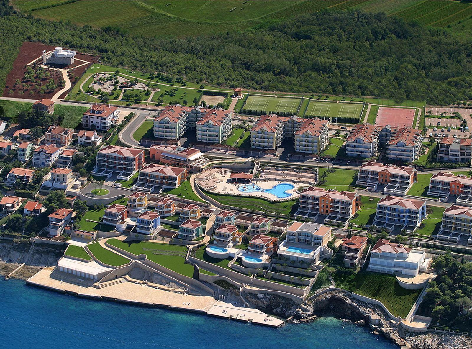 Operativni dubinski snimak i procjena vrijednosti imovine Skiper Resorta Savudrija, Hrvatska